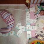 長女が生後2ヶ月になりました