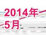 2014年5月のブログ運営報告