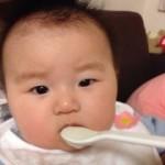 【生後5ヶ月】離乳食始めました。スムーズに進める為のポイント