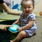 七ヶ月乳児健診を受けたら、身長の成長曲線を大きく外れました
