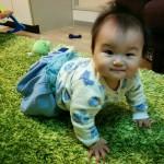 生後9ヶ月の娘。やっと離乳食が進んだが、夜泣きが始まった