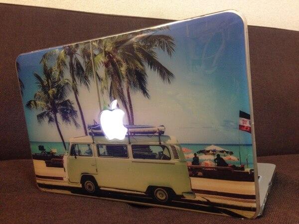 MacBook デザイン ハードカバー