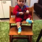 早く買えばよかった!世界で一番売れている子供用椅子・ストッケのトリップトラップを試してみた