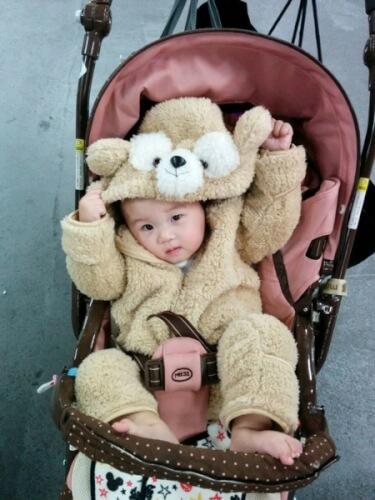 ダッフィー 着ぐるみ 子供用 作り方
