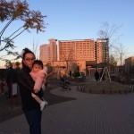 """グランツリー武蔵小杉の屋上""""ぐらんぐりんガーデン""""はまさに公園!子供は大喜び"""