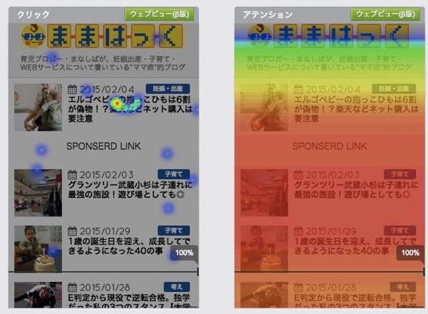 Banners and Alerts と Ptengine Page Scene