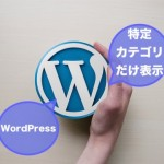 【コピペでOK】WordPressの記事で特定カテゴリ、タグにだけ広告や文章を出す方法