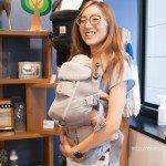 エルゴベビー日本正規総代理店に、新生児から使える「ADAPT(アダプト)」の特徴や装着方法を聞いてきた