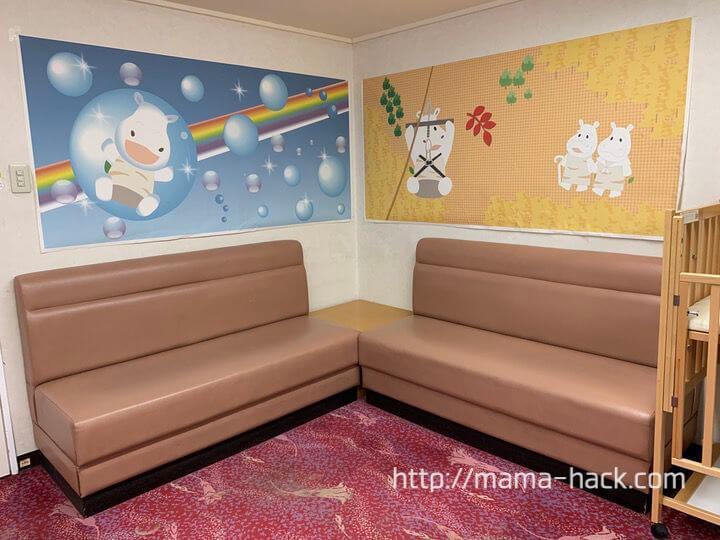 白樺リゾート池の平ホテル キッズルーム