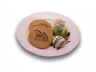 ピカチュウカフェパンケーキ