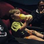 赤ちゃん・子連れでも映画が見れる!ママズクラブシアターに行ってきた