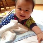生後七か月になりました。赤ちゃんの成長、できるようになった事
