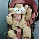 超簡単!赤ちゃん・子供用ダッフィーの着ぐるみの作り方