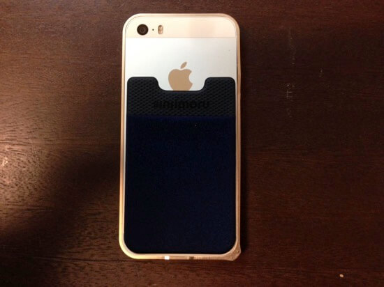 Iphone ICカバーケース6
