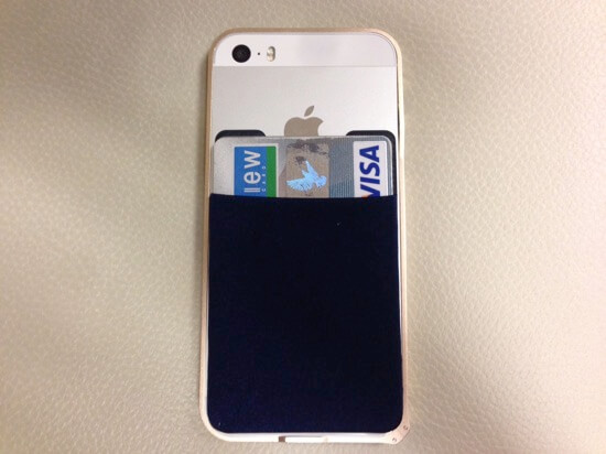 Iphone ICカバーケース 01