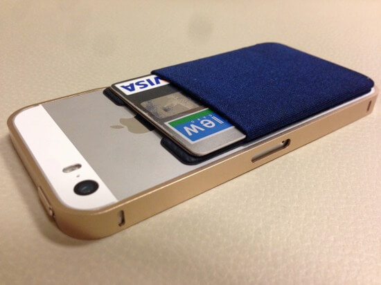iPhone ICカード 収納 ケース ポケット