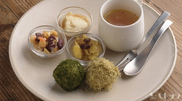 デイライトキッチン daylight kitchen 渋谷 子連れ ランチ 幼児食