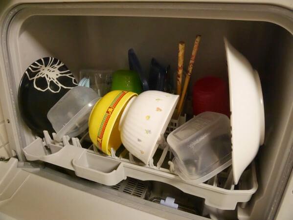 共働き 家電 時短 食洗機